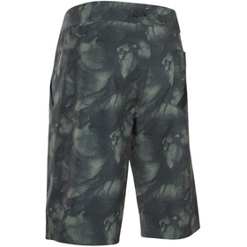 ION Seek_Amp Short de cyclisme Homme, green seek